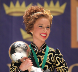 Parade of Champions Irish Dance Inspiration Book Amy Mae Dolan