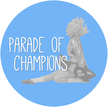 parade of champions irish dance inspiration book 350x350